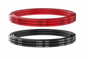 Гъвкав силиконов кабел 16awg