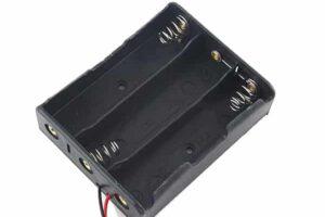 18650 3s1p държач за батерии