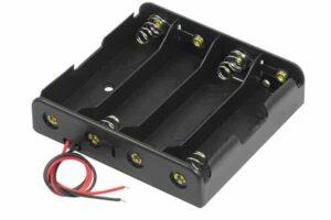 18650 4s1p държач за батерии