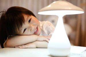 Led лампа гъба
