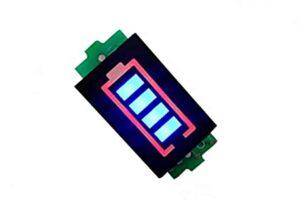 Индикатор за заряд на батерия 4s