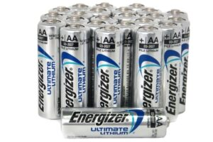 Energizer ultimate lithium aa box