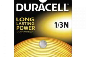 Duracell lithium cr1/3n 2l76