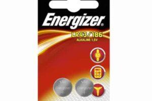 Energizer lr43 / 186 / g12