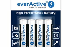 Everactive aa алкална батерия