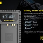 Nitecore fx1 зарядно за fujifilm