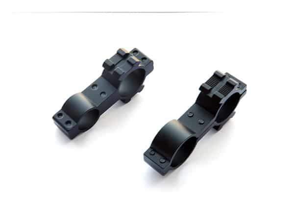 Крепеж за фенер към оръжие nitecore gm04 18mm
