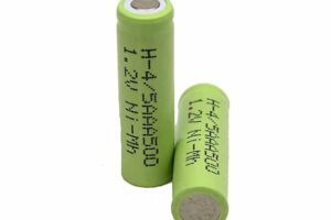 4/5aaa500 h батерия