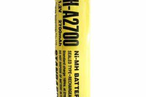 A2700 h батерия