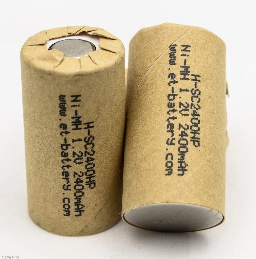 H-sc2400hp батерия