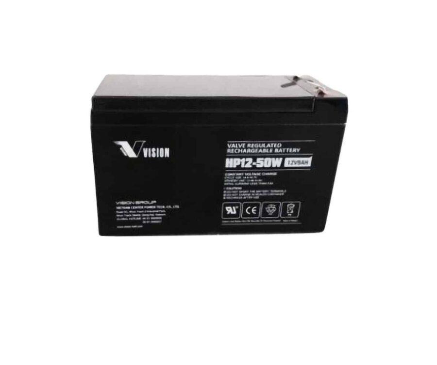 Оловен акумулатор hp12-50w 12v 9ah f2