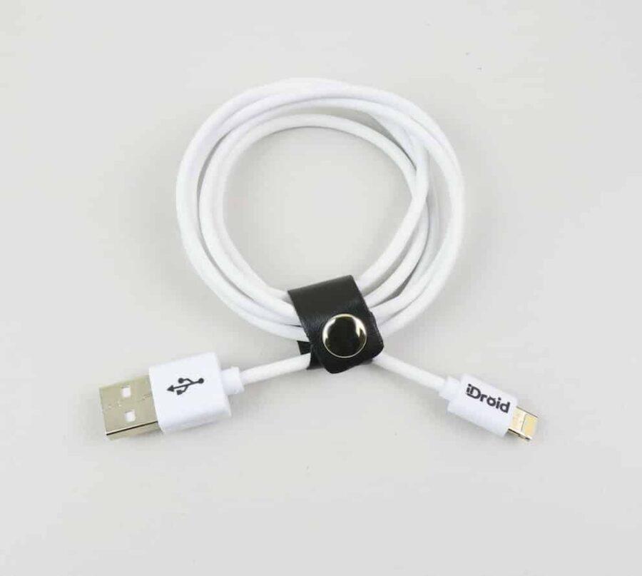 Idroid кабел за android и apple iphone ipad mfi