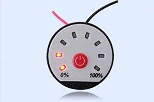 Индикатор за заряд на батерия