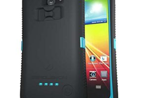 Калъф zerolemon rugged за lg g2 blackblue