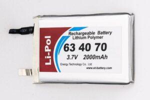 Батерия lp634070