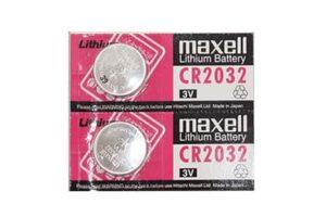 Батерия maxell cr2032