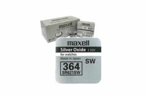 Maxell sr621sw 364