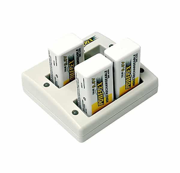 Powerex mh-c490f зарядно за батерии 9v