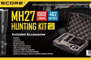 Mh27 hunting kit ловен комплект