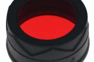 Филтър nitecore nfr34 34mm червен