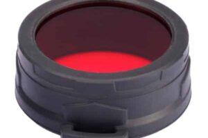 Филтър nitecore nfr60 60mm червен