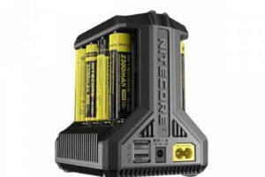 Nitecore i8 зарядно устройство