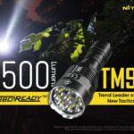 Фенер nitecore tm9k