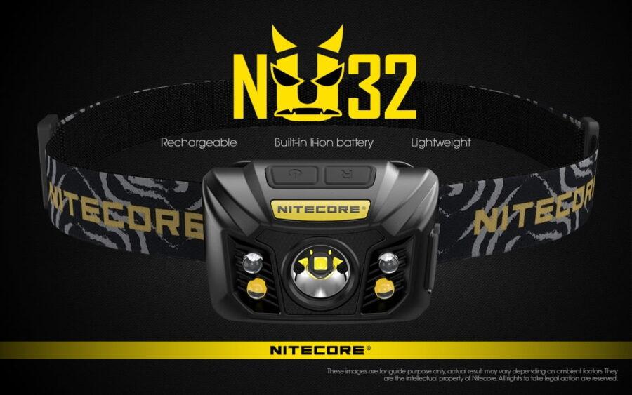 Челник nitecore nu32