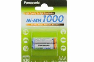 Panasonic aaa 1000mah bl2
