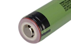 Panasonic ncr18650b protected