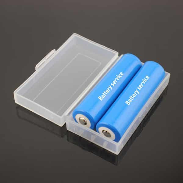 Кутия за съхранение на батерии 18650