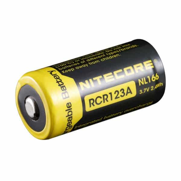 Батерия nitecore nl166 protected