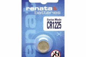 Батерия renata cr1225
