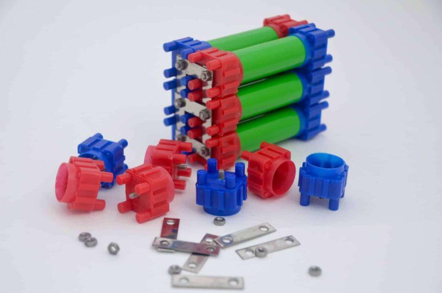 Vruzend battery kit diy