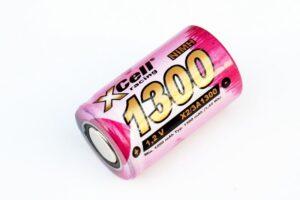 2/3a 1300 h батерия xcell