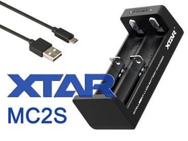 Xtar mc2s зарядно устройство
