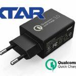 Xtar usb quick charge 3 адаптер зарядно