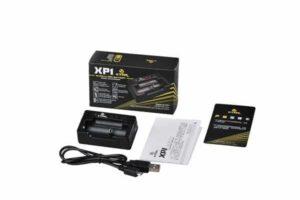 Xtar xp1 зарядно устройство