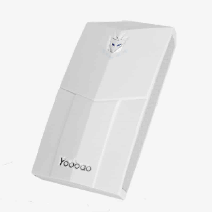 Външна батерия yb651i 7800mah бяла