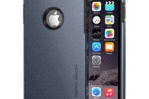 Калъф zerolemon за iphone 6 4.7 inch тъмно син