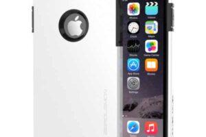 Калъф zerolemon за iphone 6 plus бял