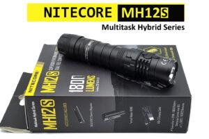 Фенер nitecore mh12s