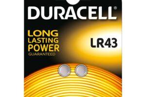 Duracell LR43