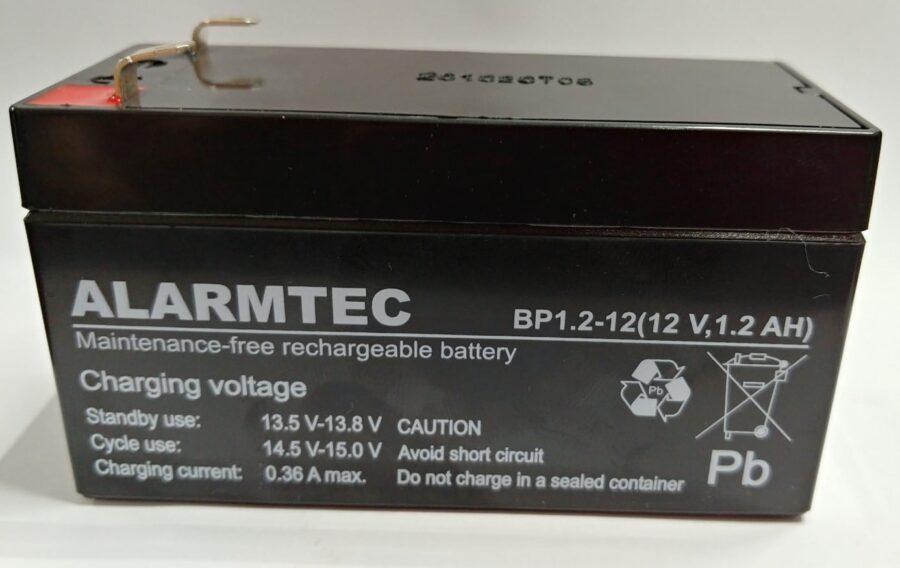 Оловен акумулатор BP1.2-12 12V 1.2Ah F1